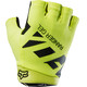 Fox Ranger Gel Short Gloves Men yellow/black